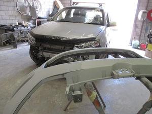 Ford Territory Bumper Repairs 17