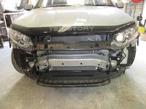 Ford Territory Bumper Repairs 11