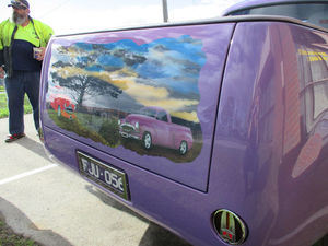 Holden Fj Ute Car Restoration 7