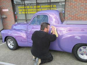 Holden Fj Ute Car Restoration 13