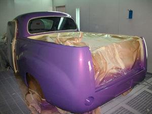 Holden Fj Ute Car Restoration 1