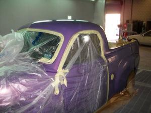 Holden Fj Ute Car Restoration 2