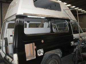 Landcruiser Van Smash Repair 5