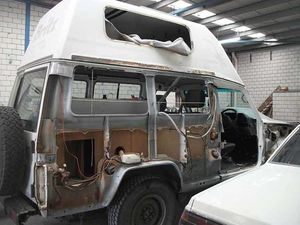 Landcruiser Van Smash Repair 3