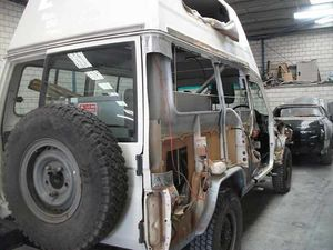 Landcruiser Van Smash Repair 4
