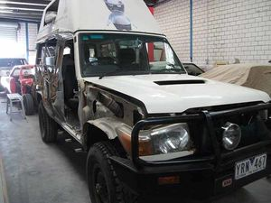 Landcruiser Van Smash Repair 2