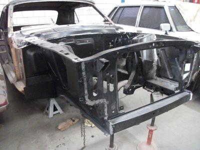 Mustang Restoration 4 800X600