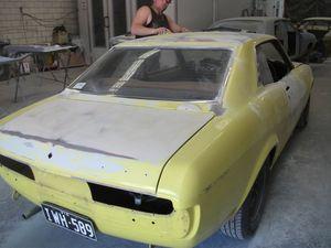 Toyota Celica Restoration Project