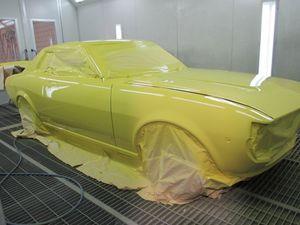 Toyota Celica Restoration 7 800X600