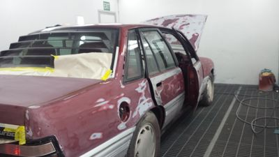 Holden Commodore Vy 11