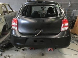 Nissan Micra Smash Repair 6