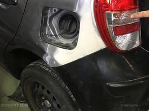 Nissan Micra Smash Repair 7