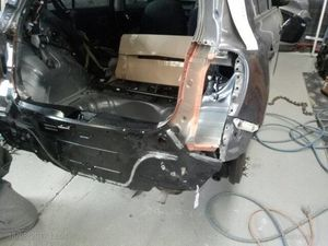 Nissan Micra Smash Repair 4