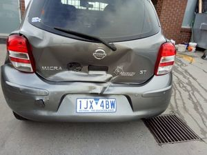 Nissan Micra Smash Repair 15 800X600