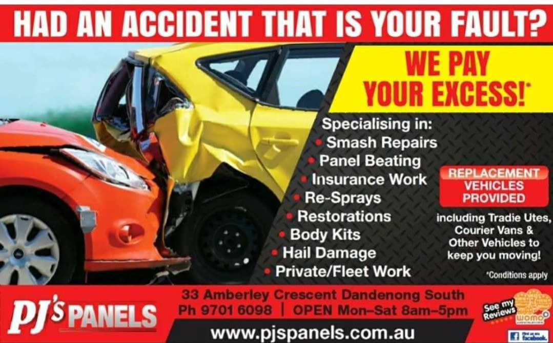 INSURANCE EXCESS PAID DIRECTLY TO YOU