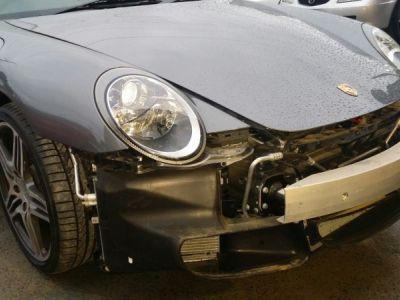 Smash Repair Porsche 911 Cabriolet 997