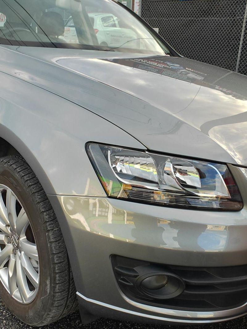 Audi q5 smash repair