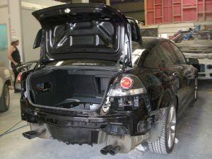 Holden SSV Commodore