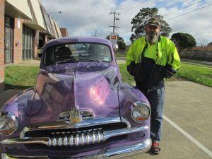 Holden Fj Ute Car Restoration 17