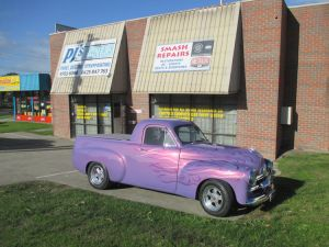 Holden Fj Ute Car Restoration 15
