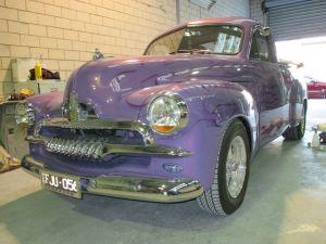 Holden Fj Ute Car Restoration 14