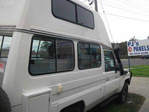 Landcruiser Van Smash Repair 11