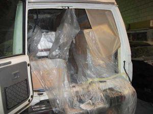Landcruiser Van Smash Repair 1