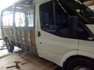 Van repairs near me