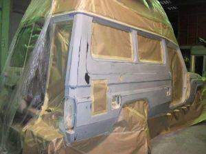 Landcruiser Van Smash Repair 8