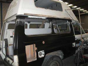 Landcruiser Van Smash Repair 5
