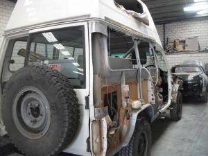 Landcruiser Van Smash Repair 4