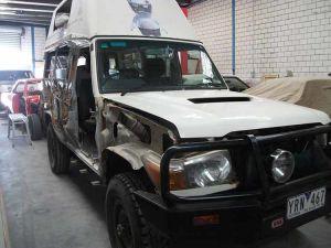 Landcruiser Van Smash Repair 2