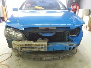 Ford Falcon Ute Smash Repairs 800X600