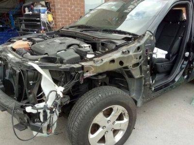 Jeep Cherokee Smash Repairs 8