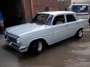 Ej Holden Restoration 8