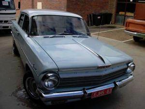 Ej Holden Restoration 7