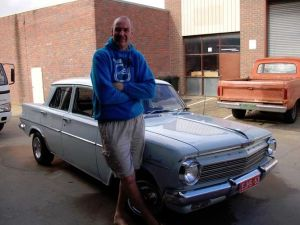 Ej Holden Restoration 1