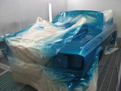 Mustang Restoration 29 800X600
