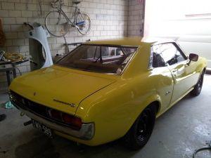 Toyota Celica Restoration 3 800X600