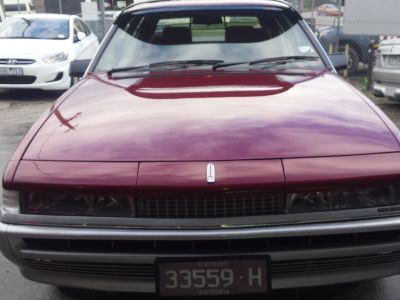 Holden Commodore Vy 2