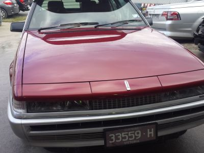 Holden Commodore Vy 4