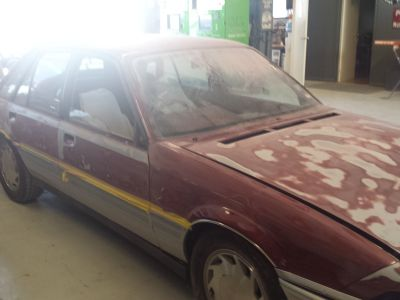 Holden Commodore Vy 8
