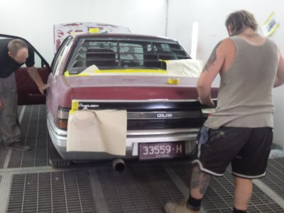 Holden Commodore Vy 10