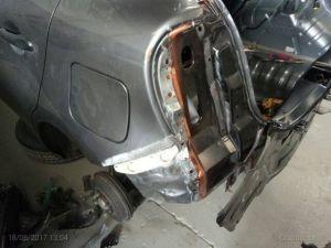 Nissan Micra Smash Repair 5